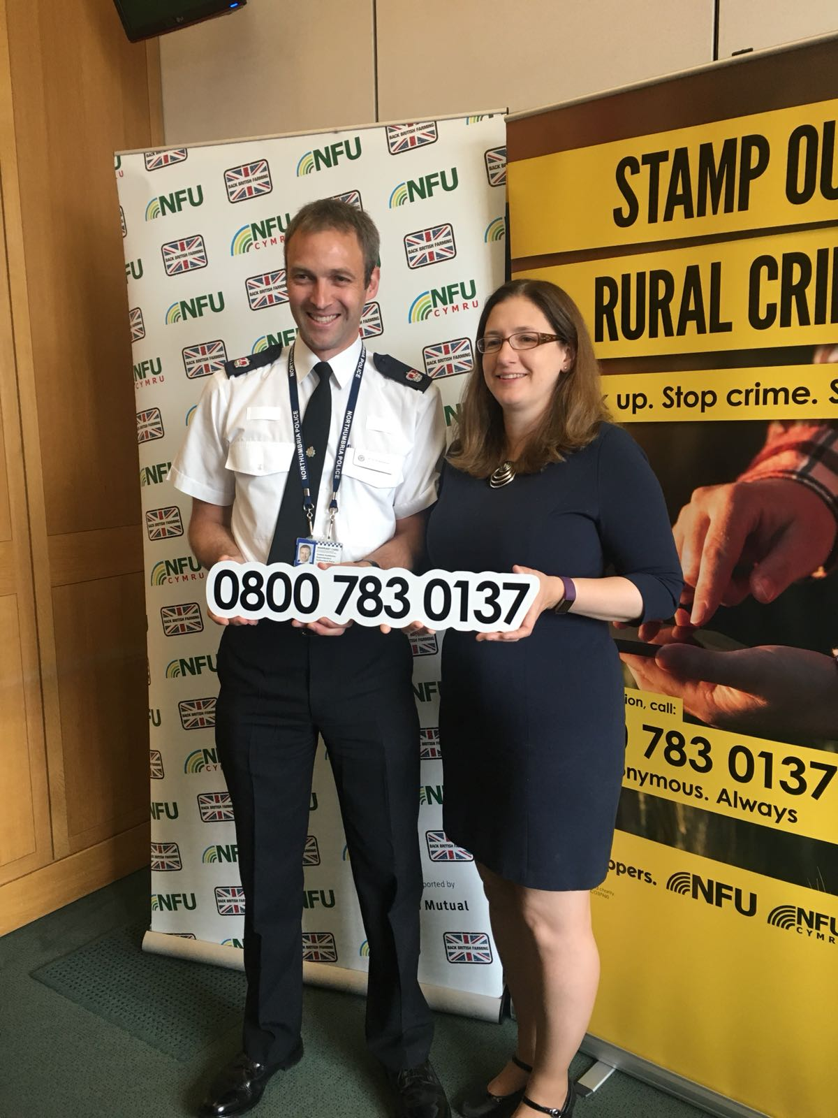 Stamp out rural crime!