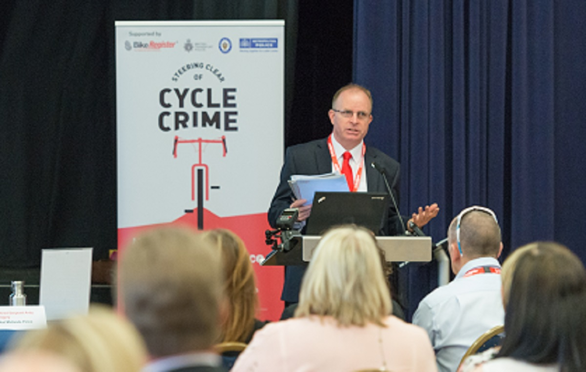 Free bicycle security seminar and nominations open