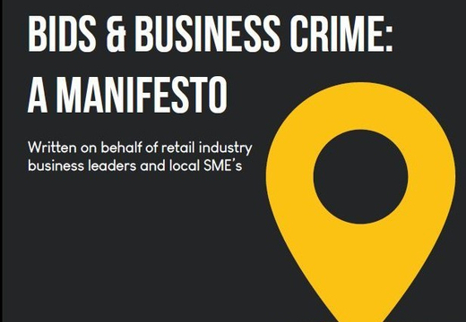 Major Retailers line up behind Business Crime Manifesto