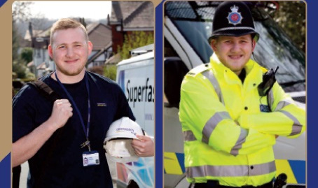 Employer Supported Policing: Volunteering in 2019