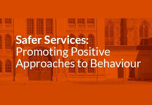 CPD Event: Promoting Positive Approaches to Behaviour