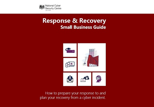 NCSC Launches Response and Recovery Guide