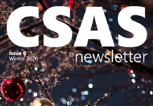 Devon and Cornwall CSAS Newsletter Winter Edition