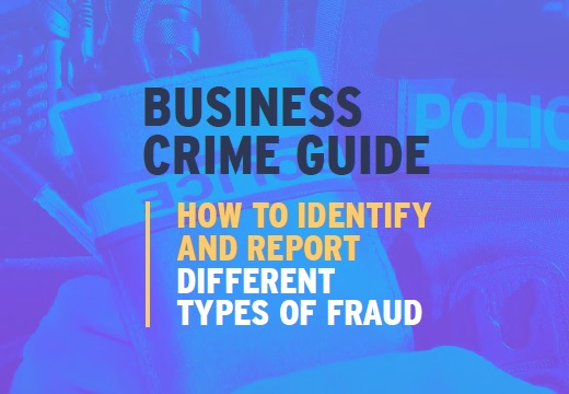 Identifying and reporting different types of fraud