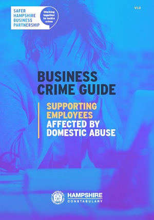 Supporting Employees Affected by Domestic Abuse