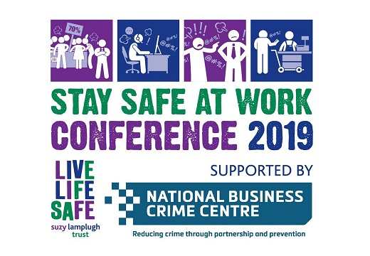 Suzy Lamplugh Trust: Stay Safe at Work Conference