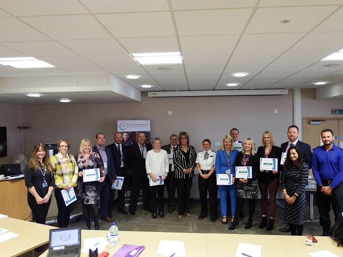 Staffordshire Police and PFCC Cyber Champions