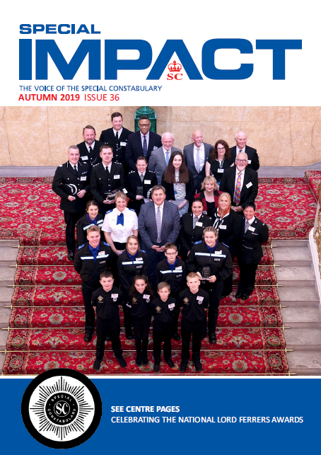 Special Impact Issue 36 Cover